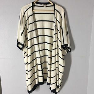 Loft Dolman Short Sleeve Cardigan